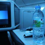 【JL34】日本航空ビジネスクラス バンコク~羽田 搭乗記