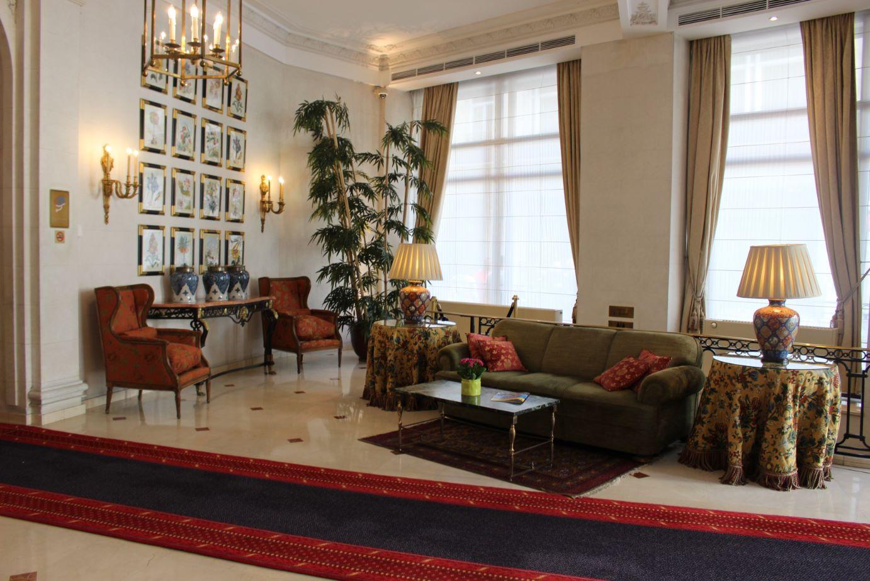 ホテル ル プラザ ブリュッセル 宿泊記