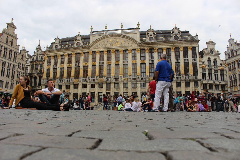 【ベルギー】ブリュッセル・ブルージュ・ゲントの芸術的建築を日帰りで楽しむ
