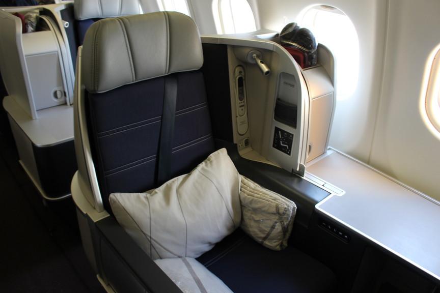 [MH89]マレーシア航空 ビジネスクラス 成田~クアラルンプール 搭乗記