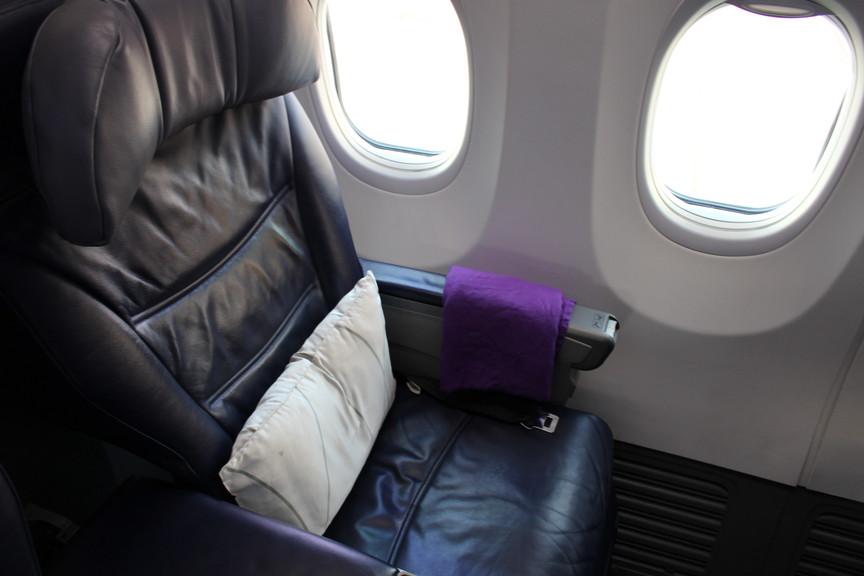 [MH774]マレーシア航空ビジネスクラス クアラルンプール~バンコク 搭乗記