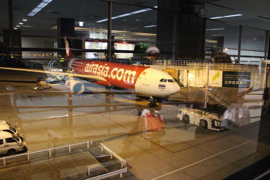 【格安航空券】エアアジアならバンコクは25,000円で行ける