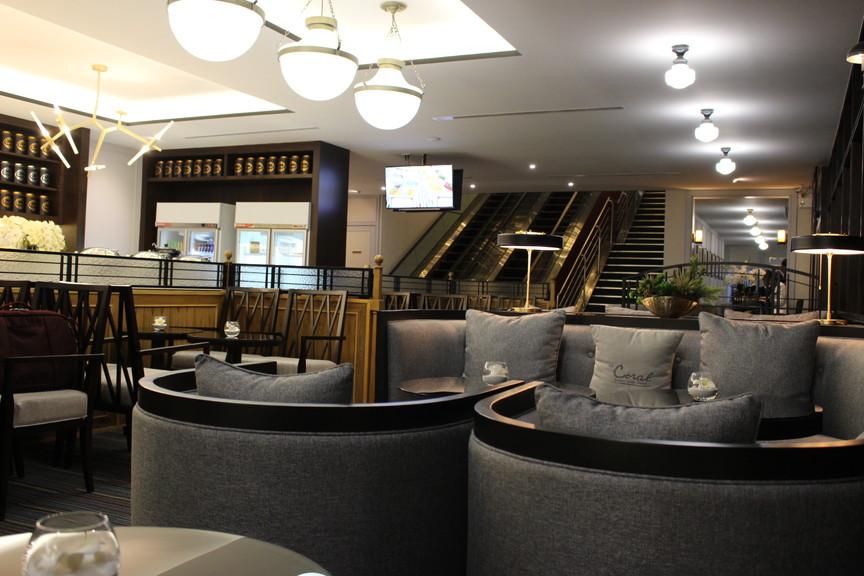 バンコク・ドンムアン空港 コーラルエグゼクティブラウンジ 訪問記