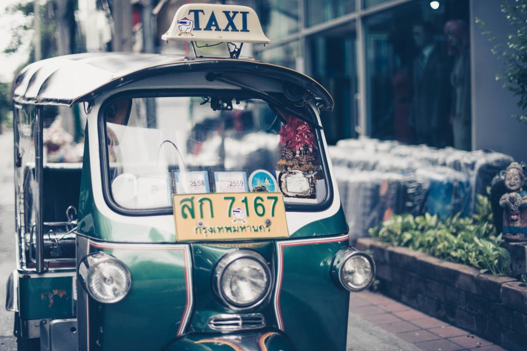 パタヤ市内から空港まで行く交通手段を総まとめで紹介