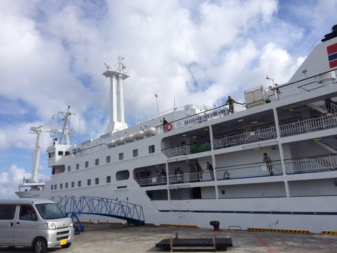 【東海汽船】2等室と特2等室で新島へ行ってみた