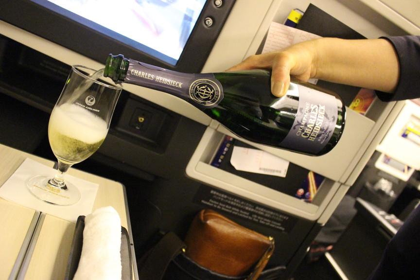 【JL035】JALビジネスクラス 羽田~シンガポール 搭乗記