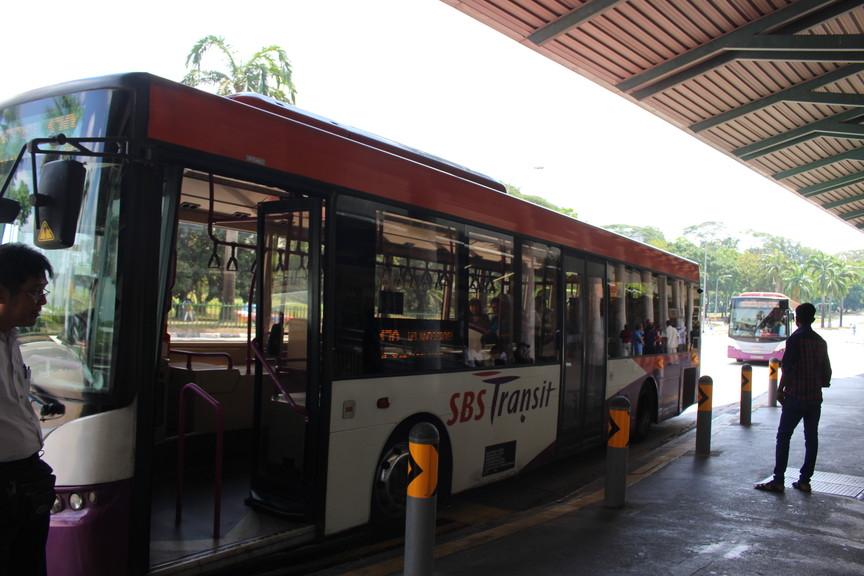 シンガポールからマレーシア・ジョホールバルへ陸路で入国する方法を紹介