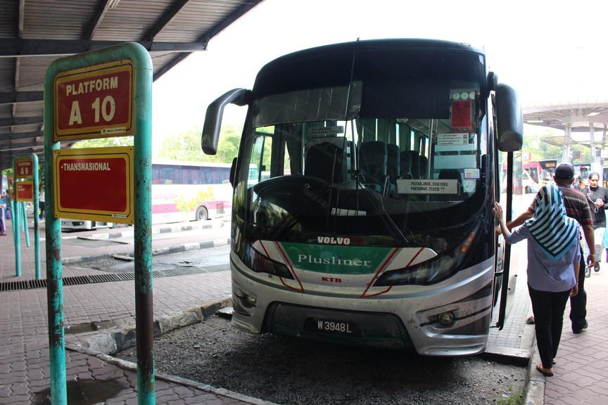 ジョホール・バルからクアラルンプール/プトラジャヤへバスで移動してみた