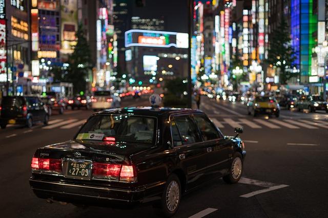 Japan Taxi(旧:全国タクシー)の使い方。東京・大阪で実際に使ってみた