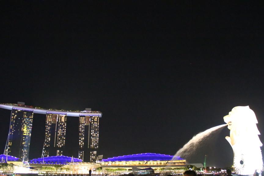 香港シンガポール周遊7泊8日旅行で費用/予算がいくらかかったか計算してみた