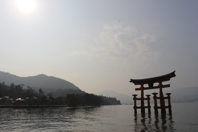 広島を1泊2日で巡る観光ぶらり旅のルート/予算を紹介します