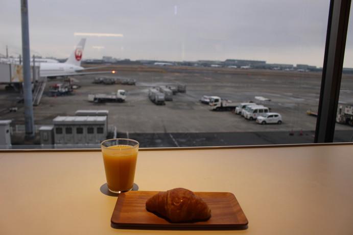 【羽田空港】パワーラウンジ北 訪問記