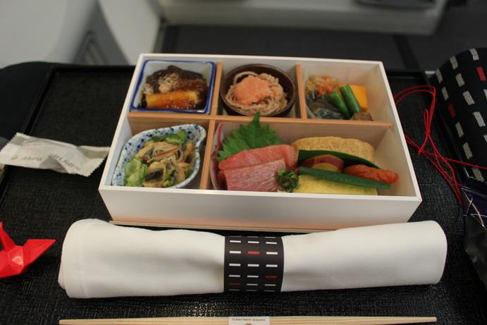[JL759]日本航空ビジネスクラス 成田~ホーチミン 搭乗記