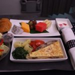 [JL70]日本航空JALビジネスクラス ホーチミン~羽田 搭乗記
