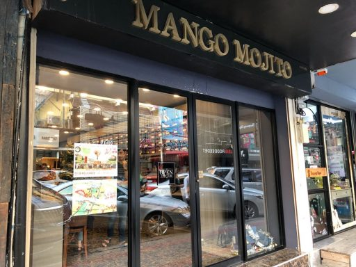 タイの革靴ブランドMango Mojito(マンゴーモヒート)を購入してみた
