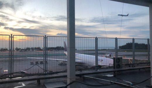 ロイヤルシルクラウンジ プーケット国内線ターミナル 訪問記