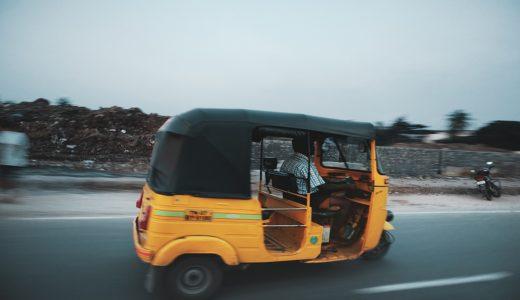 インド・デリーの交通機関をまとめてみる