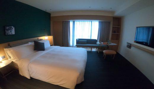 キンプトン・ダ・アンホテル台北 宿泊記