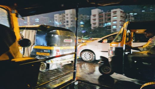 インド・ムンバイの交通機関をまとめてみる