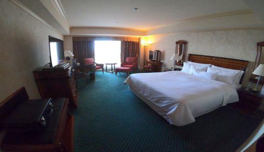 ウェスティンホテル東京 宿泊記